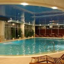 """Atpūta ūdens relaksācijas centrā """"Unimarine SPA"""""""