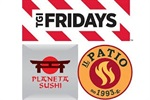 Il Patio, T.G.I. Fridays, Planeta Sushi