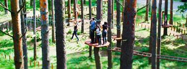 Piedzīvojumu parki