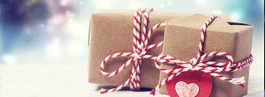 Рождественские подарки для двоих