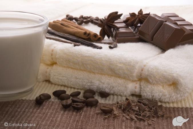 SPA-ритуал с горячим шоколадом