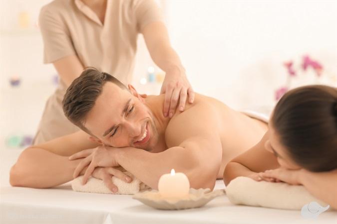 SPA-массаж « Всегда вместе»