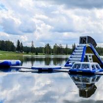 """Ūdens atrakciju parks kompleksā """"Chill Up"""""""