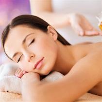 Pilna ķermeņa masāža un aromterapija sejai