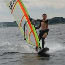 Profesionāla vindsērfinga instruktāža un noma