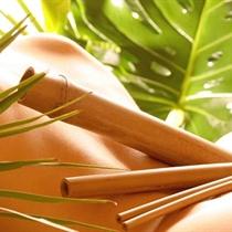 Ekskluzīva masāža ar karalisko bambusu