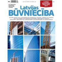 """Žurnāla """"Latvijas būvniecība"""" abonements"""