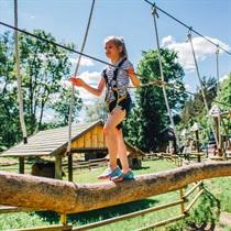 Piedzīvojums Tarzāna Bērnu parkā