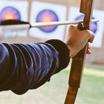 Oбучение стрельбе из лука на выбор