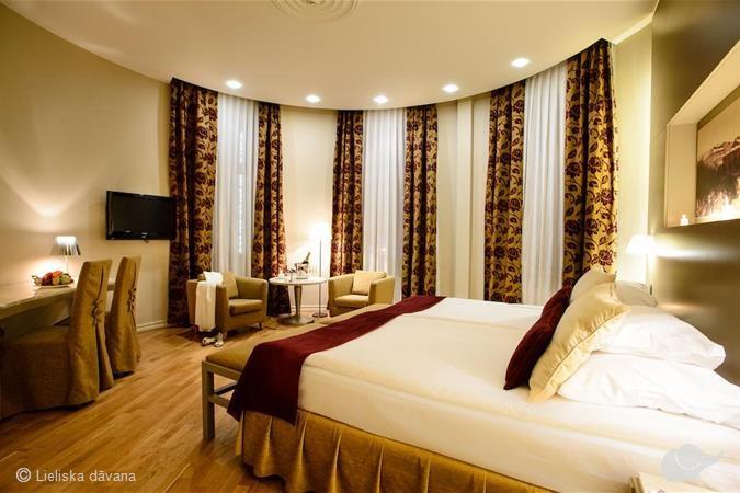 Романтический SPA-отдых в «Opera Hotel & Spa»