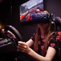 VIP virtuālās realitātes telpa