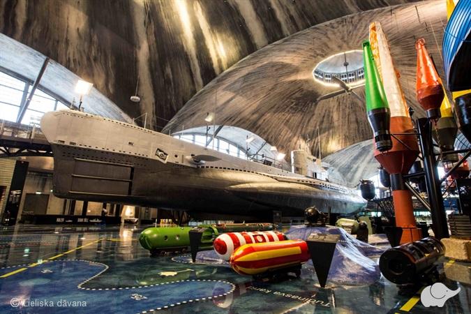 Igaunijas Jūras muzeja apmeklējums visai ģimenei