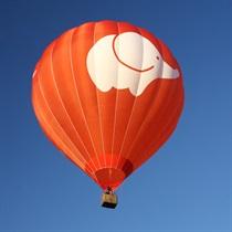 Lidojums ar gaisa balonu bērnam