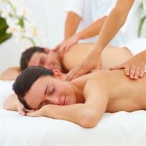 Vitamīnu ķermeņa sildīšanas un harmonizēšanas seanss 2 personām