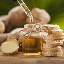Klasiskā masāža ar ingvera eļļu