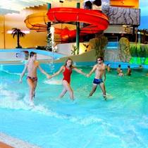 Ventspils Ūdens piedzīvojumu parka Ūdens atrakciju un SPA zonas apmeklējums