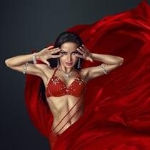 Индивидуальное занятие по танцу живота в cтудии «ELMIRA»