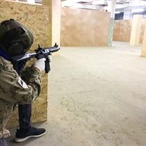 «GUNS n LASERS» игра  Airsoft