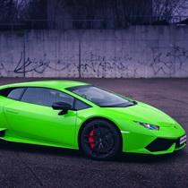 Станьте водителем Lamborghini Huracan