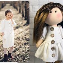 Портретная кукла - созданная для вас