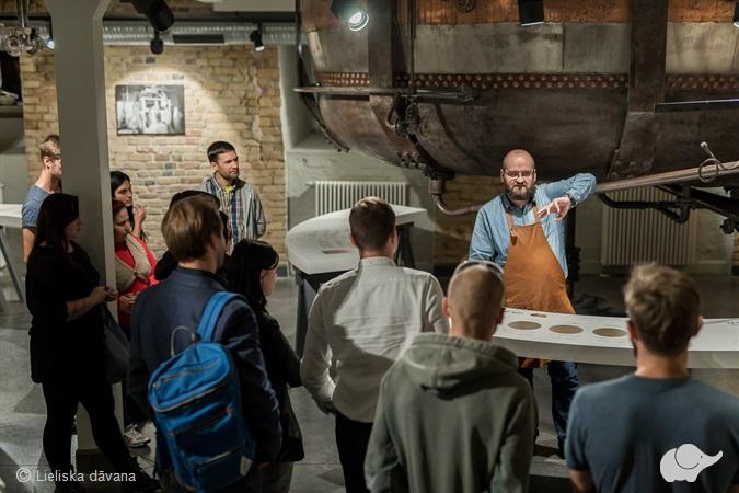 Degustācija un ekskursija alus muzejā