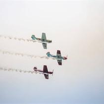 Ekstrēms lidojums ar akrobātisku lidmašīnu Lietuvā