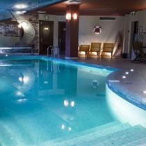 Ночное купание для двоих в отеле «Port Hotel»
