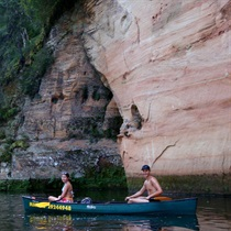 Brauciens ar kanoe no Līgatnes līdz Siguldai