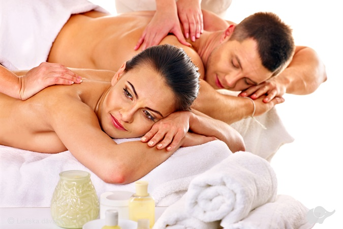 SPA ритуал «Идеальное Свидание» для пары