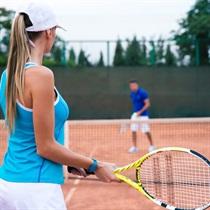 Tenisa kortu īre Bukultos