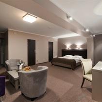 Расслабляющий отдых вдвоем «Bellevue Park Hotel Riga»