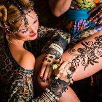 Hennas tetovējums