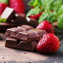 SPA-процедура для любителей клубники и шоколада