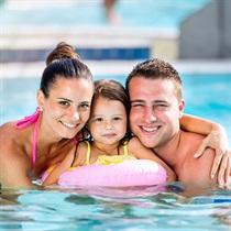 """Dienas SPA programma """"Laimīga ģimene"""""""