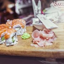 """Suši bāra """"Sakura"""" apmeklējums"""