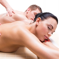 Ārstnieciskā muguras masāža + 2 SPA procedūras diviem