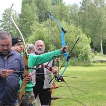 Первые шаги в освоении искусства стрельбы из лука