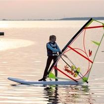 Individuāla vindsērfinga apmācība