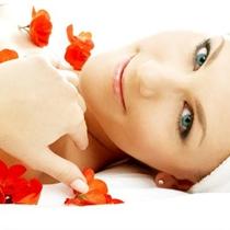 Aroma masāža sejai, kaklam un dekoltē zonai