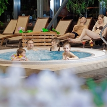 Посещение «Jūrmala SPA Wellness Oasis»