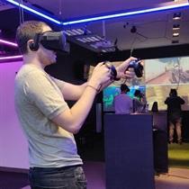 Частное мероприятие виртуальной реальности «Portāls VR Arcade»