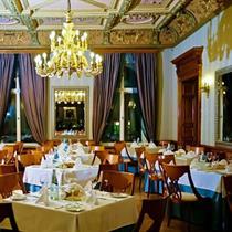 Ужин в роскошном ресторане «Benjamiņš»