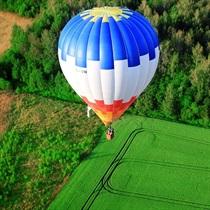 Lidojums ar gaisa balonu Latvijā