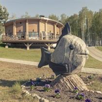 Осетровые приключения в комплексе отдыха «Grantiņi»