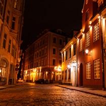 """Ekskursija """"Spoku nakts"""" Rīgā"""