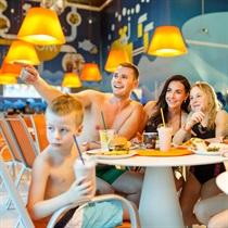Ģimenes SPA brīvdienas un akvaparka apmeklējums