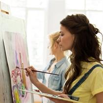 4 Gleznošanas nodarbības
