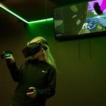 Виртуальная реальность «Escape Room»