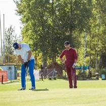 """Golfa apmācības nodarbība """"Golfa ABC"""""""