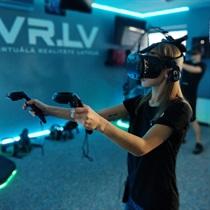 """VIP apmeklējums """"VR.LV"""" telpā"""